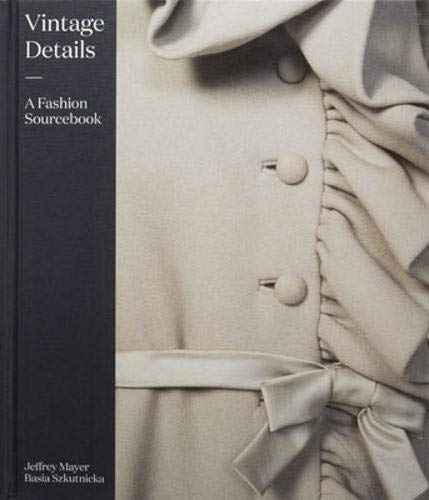The Cover of Vintage Details: A Fashion Sourcebook, 2016.